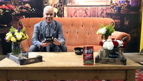 """El actor James Michael Tyler, más conocido por su rol como Gunther en """"Friends"""", reveló que el cáncer le fue diagnosticado inicialmente en 2018. (Foto: AFP/Timothy A. Clary)"""