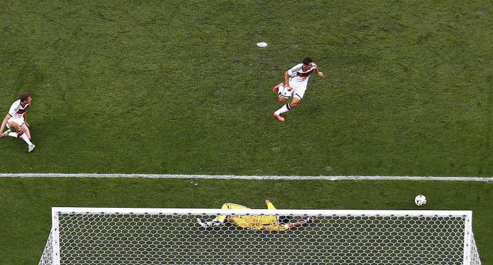 Alemania vs. Argentina: las atajadas más espectaculares - 2