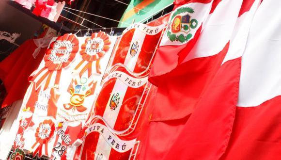 """""""Que estos símbolos sean nuestra inspiración en este comienzo del tercer centenario de la república peruana, y de un nuevo gobierno. Feliz 28""""."""
