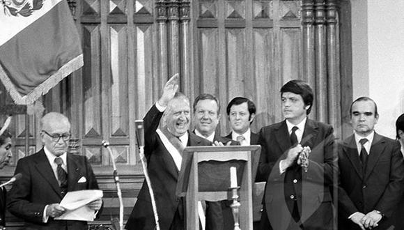 Belaunde Terry: 35 años del regreso de la democracia al Perú