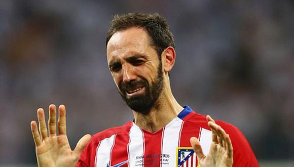 La emotiva respuesta de un hincha de Atlético Madrid a Juanfran