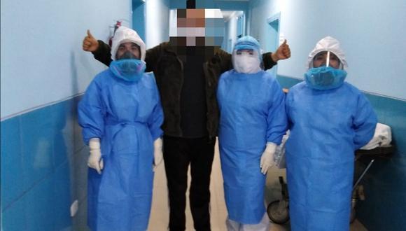 Cajamarca: dieciocho pacientes superan al COVID-19 en menos de una semana