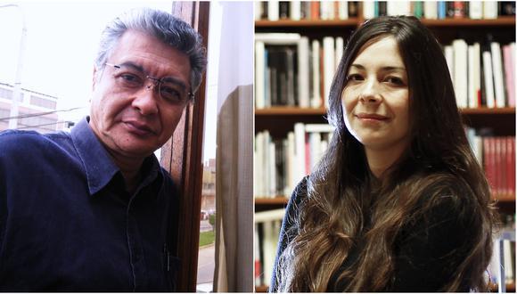 José e Issa Watanabe. Fotos: Gonzalo Pajares y Percy Ramírez para El Comercio.