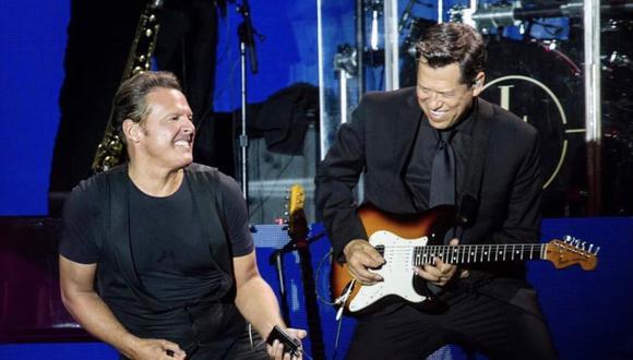 """El cantante y el músico comenzaron a trabajar juntos a inicios de los años 90. No lo hicieron por 20 años hasta hace tres cuando el segundo fue convocado para ser el director musical de la serie y de la gira """"México por siempre"""". (Foto: Instagram Kiko Cibrián)"""