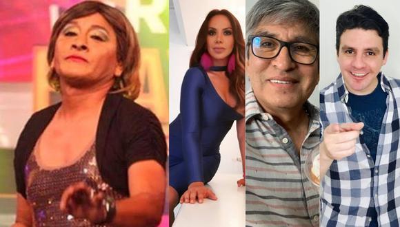"""""""La Bibi"""": Artistas nacionales lamentan la muerte de cómico Miguel Campos. (Foto: Instagram)"""