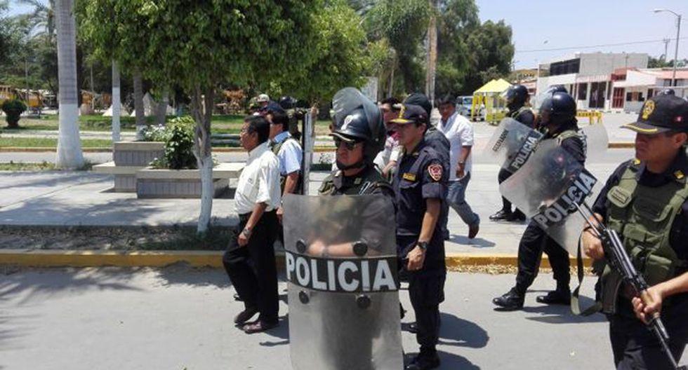 Jorge Oliva retomó control de la universidad Pedro Ruiz Gallo - 2