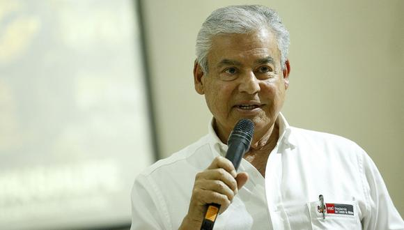Jefe del Gabinete Ministerial, César Villanueva, participó en el Consejo de Ministros luego de resultados a boca de urna del Referéndum 2018. (Foto: PCM)