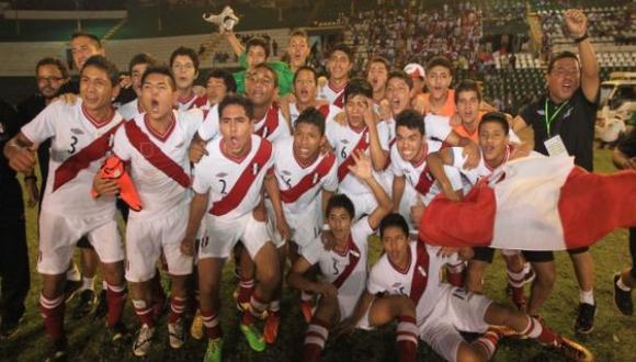 Selección Sub 15 enfrentará a Islandia y Honduras en Nanjing