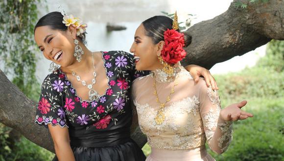 Las hermanas Orihuela suben tutoriales y dan clases abiertas en Facebook.