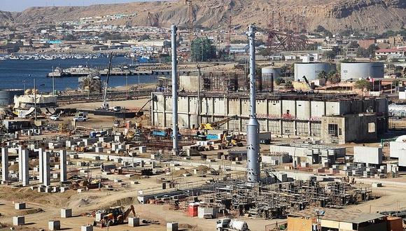 La construcción de la nueva refinería de Talara registra un avance del 45%