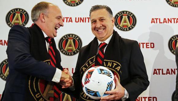 MLS: el nuevo equipo de Gerardo Martino aún no tiene jugadores