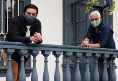 Alejandro Legaspi tras dedicar su vida al cine, sucumbe al teatro virtual