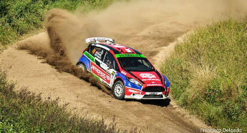 Fuchs empezó con el pie derecho Campeonato de Rally Argentino - 1