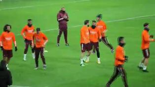 Real Madrid se prepara para enfrentar al Shajtar Donetsk por la Liga de Campeones