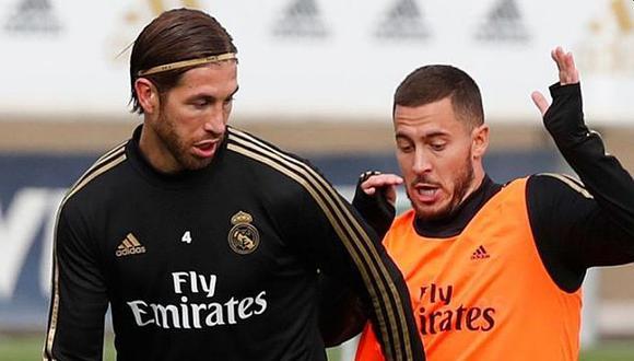 Real Madrid perdió 2-1 ante Betis en su último partido de LaLiga. (Foto: AFP)
