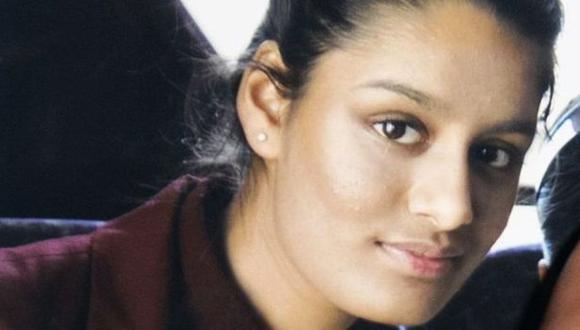 """Shamima Begum, la joven británica que se unió a Estado Islámico y busca regresar a Inglaterra, """"dio a luz"""". (Getty Images vía BBC)"""