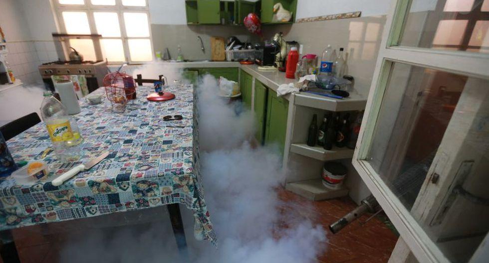 Tumán concentra el 90% de casos de dengue en Lambayeque [FOTOS] - 5