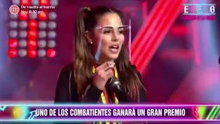 Luciana Fuster habla sobre supuesta promesa hacia Austin Palao