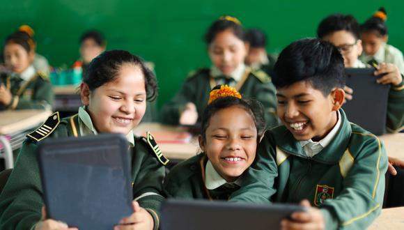 Desde el 2010, Worldreader ha distribuido más de 40 millones de libros digitales a lectores de todo el mundo.  (Foto: Worldreader Perú).