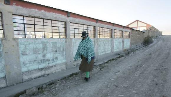 Temperaturas en Arequipa durante invierno llegarán hasta -20°C