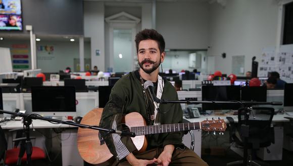 Camilo. (Foto: El Comercio)