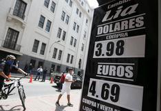 Tipo de cambio: ¿a cuánto se cotiza el dólar? hoy viernes 15 de octubre