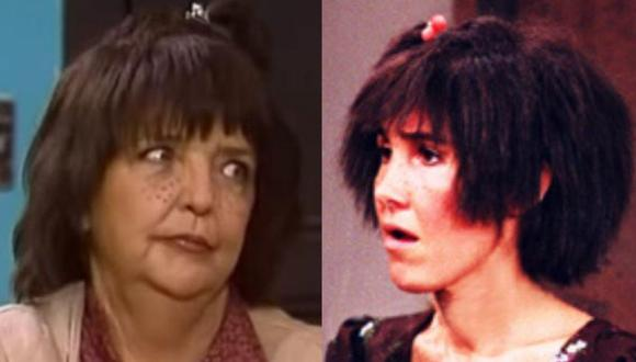 """Anabel Gutiérrez rompió el silencio y reveló detalles de su complicada relación con Florinda Meza durante las grabaciones de """"Chespirito"""" (Foto: Televisa)"""