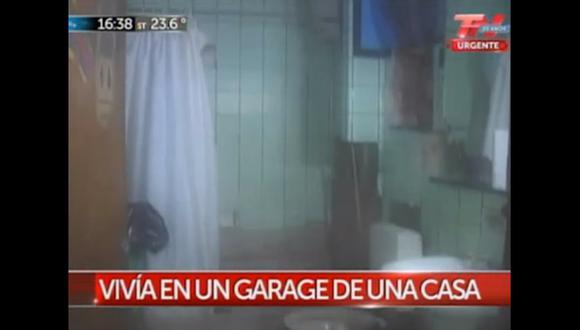 Pasó 9 años secuestrada en un garaje con un perro y un mono