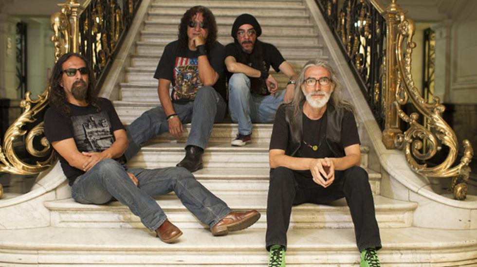 Conversamos con Frágil, la banda telonera de los Rolling Stones - 1