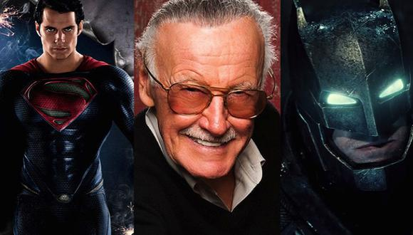 Stan Lee participará en una película de su eterno rival, DC Comics. La noticia fue hecha en la Comic Con 2018 celebrada en San Diego.