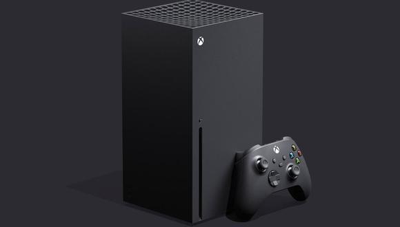 Así será el aspecto de la consola Xbox Series X