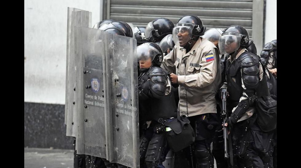 #12F La oposición toma las calles de Táchira y Caracas - 24