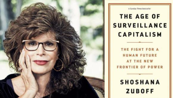 La socióloga, economista y escritora estadounidense Shoshana Zuboff inaugura el Hay Festival Arequipa 2020 con una conversación con  Iñaki Gabilondo (Foto: Hay Festival)