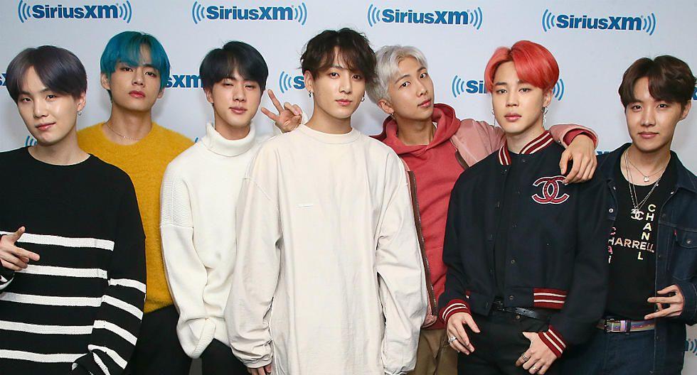 BTS es una de las banda k-pop más importantes y exitosas del mundo. Foto: Allk-pop