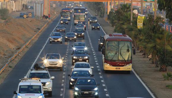 Este es el número de muertes por accidentes de tránsito en carreteras del Perú