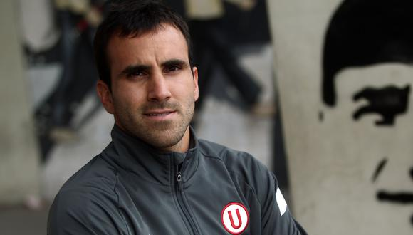José Carvallo cumple su undécima temporada en Universitario, club con el que debutó en Primera. (Foto: Erick Nazario / archivo)