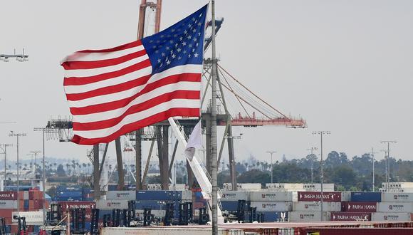 El comercio mundial disminuyó 0.5% durante el primer trimestre del 2019. (Foto: AFP)