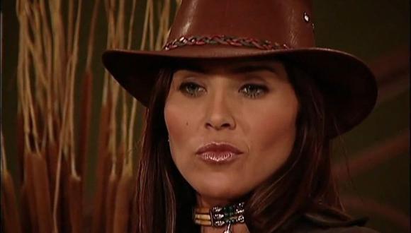 """Lorena Meritano es Dínora Rosales en """"Pasión de gavilanes"""". ¿Por qué no estará en la segunda temporada? (Foto: Telemundo)"""