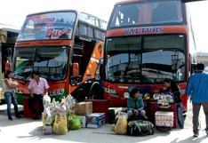Sepa cómo reconocer si es formal el bus en el que viajará por Navidad o Año Nuevo
