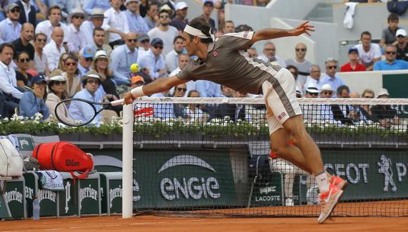 Roger Federer vs. Stan Wawrinka: se miden en el Court Suzanne Lenglen. (Foto: AP)