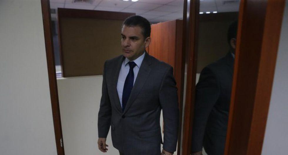 Fiscal Rafael Vela dispuso convocatoria de reunión para ese jueves. (Foto: GEC)