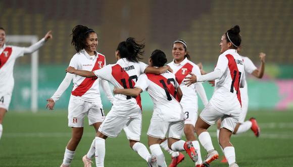 La selección peruana femenina está ubicada en el puesto 65 del Ránking FIFA. (Foto: Gian Ávila)