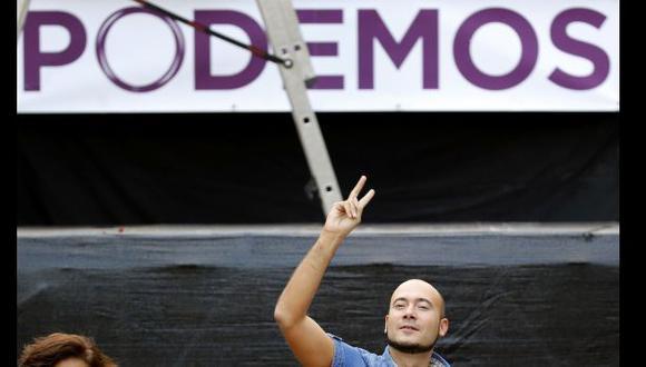 Los nuevos partidos pulverizan el mapa electoral de España