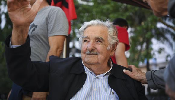 José Mujica en una imagen del 25 de octubre del 2019. (Foto: Eitan ABRAMOVICH / AFP).