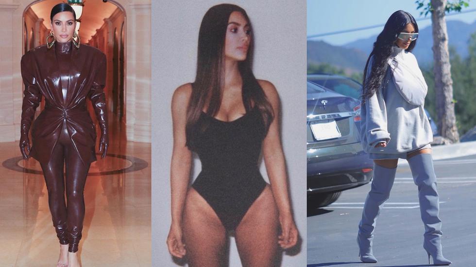 Recorre la galería y descubre algunas de las tendencias (más importantes) impuestas por la estrella de reality. (Fotos: Instagram @kimkardashian).