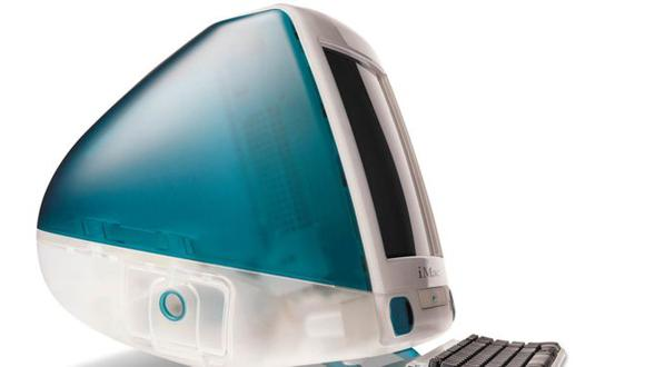 El diseño del primer iMac de Apple marcó la tendencia en el mercado. (Foto: Getty Images)