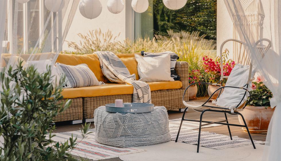 Hay más de mil motivos para aprovechar nuestras terrazas y volverlos espacios especiales y de recarga energética.