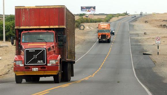 La CNTT propone que el Estado peruano les devuelva la mitad del costo total gastado en peajes en las carreteras concesionadas a nivel nacional. (Foto: Andina)