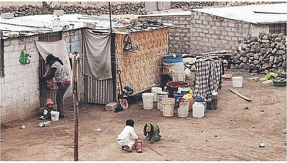 De acuerdo con el MEF, la pobreza se reduciría entre un punto y 1,5 puntos por año si se alcanzan tasas de crecimiento de 5%.