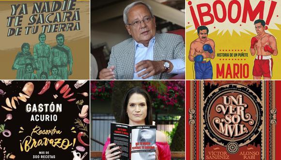 La Feria Internacional del Libro de Lima se inaugura mañana en el Parque Próceres de la Independencia de Jesús María. (Foto: Difusión